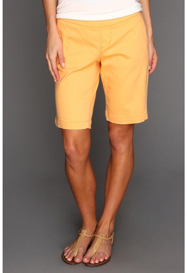 Jag Jeans Louie Pull-On Bermuda Short Colored Denim