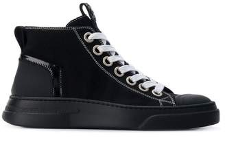 Bruno Bordese high top sneakers