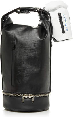 Givenchy Jaw Large Faux Leather Bag