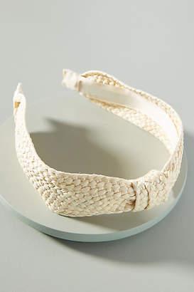 Anthropologie Lydia Wicker Headband