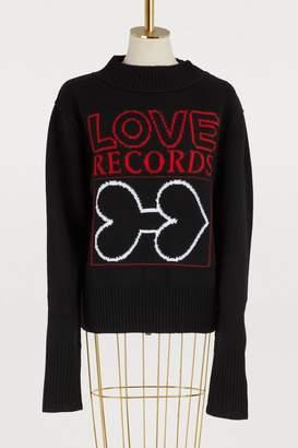 Aalto Love records sweater