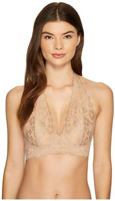Free People Galloon Lace Halter Women's Bra