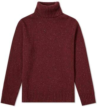 Universal Works Roll Neck Knit