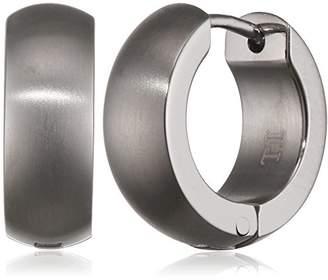 Pure Grey 23459 women's earrings, titanium