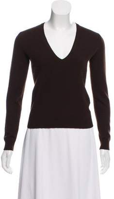 Ralph Lauren V-Neck Cashmere Sweater