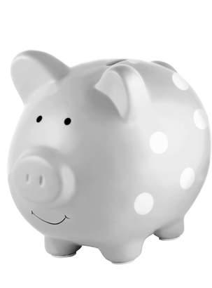 Pearhead Motherhood Maternity Ceramic Piggy Bank- Medium