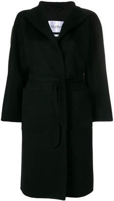 Max Mara casual belted coat