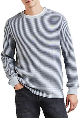 Levi's Thermal Crew Neck Long Sleeve Tee