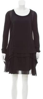 Chloé Silk Cocktail Dress
