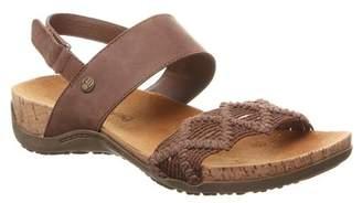 BearPaw Emerson Footbed Sandal