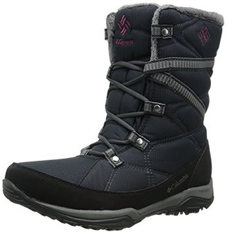 Columbia Women's Minx Fire Tall Lace OH Waterproof Boot $54 thestylecure.com