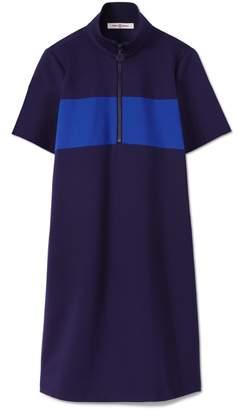 Tory SportTory Burch TECH PONTE ZIP-FRONT DRESS