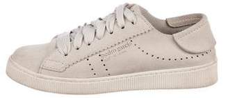 Pedro Garcia Suede Low-Top Sneakers