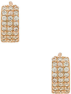 Shashi Lara Huggie Earrings