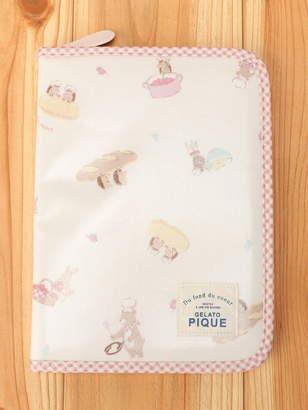 Gelato Pique (ジェラート ピケ) - gelato pique アニマルクッキング柄母子手帳ケース ジェラートピケ マタニティー/ベビー