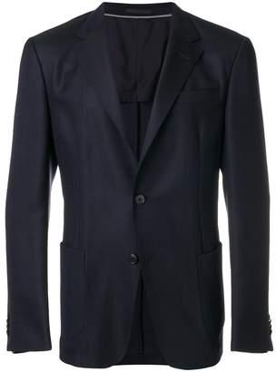 Ermenegildo Zegna straight fit blazer