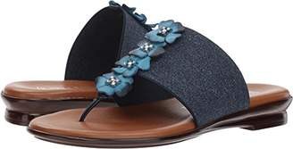Italian Shoemakers Women's GENIEVE Slide Sandal