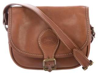 Longchamp Leather Mini Bag