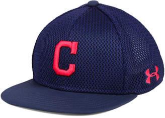 Under Armour Boys' Cleveland Indians Twist Cap