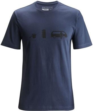 Black Diamond Dirtbag T-Shirt - Men's