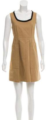 Marni Mini Sleeveless Dress
