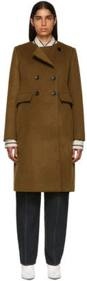 Isabel Marant Bronze Fanki Coat