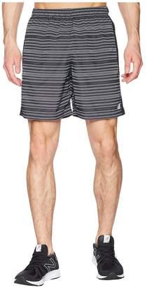 New Balance Printed Accelerate 7 Shorts Men's Shorts