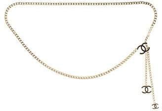 Chanel CC Chain-Link Belt