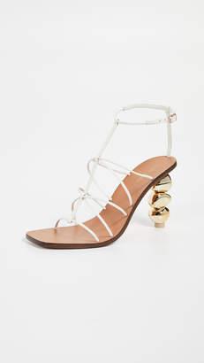 Cult Gaia Pietra Heel Sandals