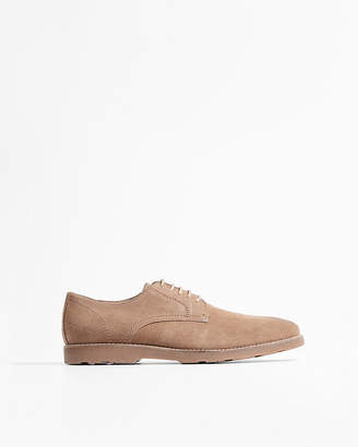 Express Suede Casual Oxford