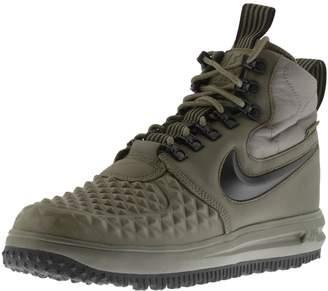 Nike Lunar Force 1 Duckboot Trainers Green