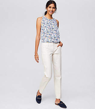LOFT Petite Riviera Pants in Marisa Fit