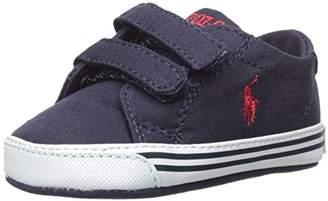 Ralph Lauren Boys' Slater EZ Sneaker