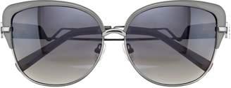 Vince Camuto Logo Cat-eye Sunglasses