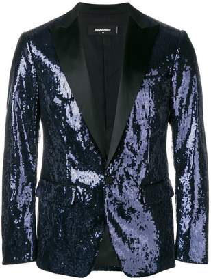 DSQUARED2 sequins blazer