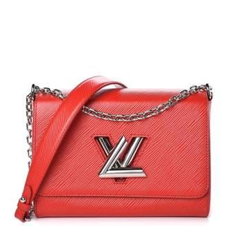 Louis Vuitton Crossbody Twist Epi MM Coquelicot