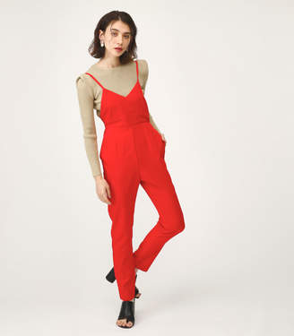 Thin Strap Jump Suit