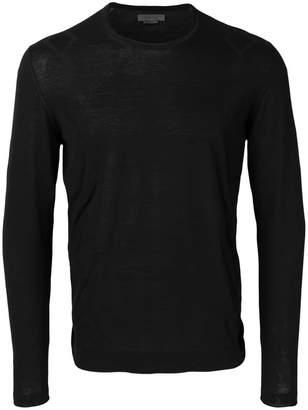 Corneliani slim-fit pullover