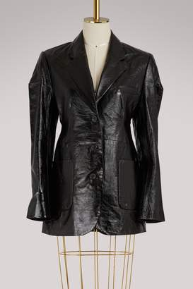 Aalto Leather jacket