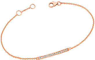 Ariana Rabbani 14K Rose Gold 0.11 Ct. Tw. Diamond Bracelet