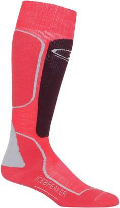 Icebreaker Ski+ Medium Cushion Over The Calf Sock - Women's
