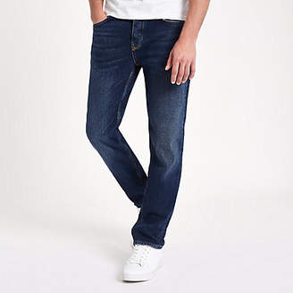 River Island Blue Bobby standard jeans
