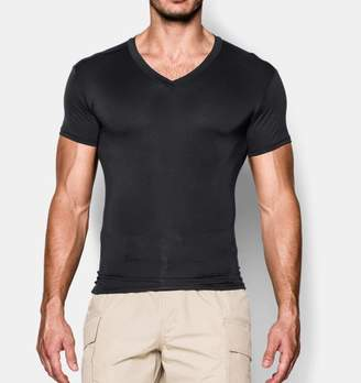 Under Armour Men's Tactical HeatGear® Compression V-Neck T-Shirt