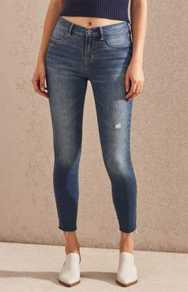 PacSun Redondo Blue Perfect Fit Ankle Jeggings