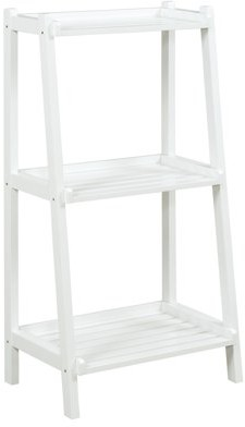 New Ridge Home Goods Dunnsville 3-Tier Ladder Shelf