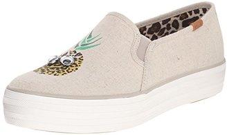 Keds Women's Triple Decker Googly Eyes Fashion Sneaker $41.43 thestylecure.com