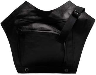 Rick Owens Cargo pocket crossbody bag