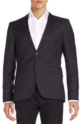 HUGO BOSS Regular-Fit Adris Jacket