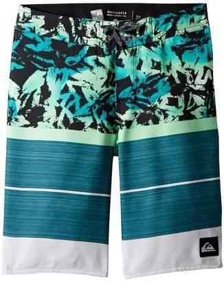 Quiksilver Slab Island Boardshorts Boy's Swimwear