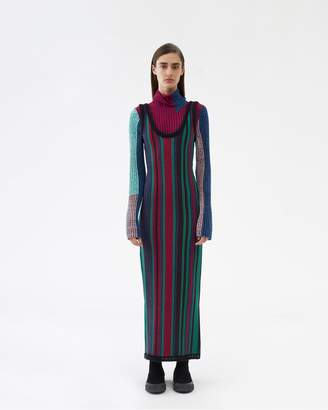 3.1 Phillip Lim Exclusive: Jacquard Tank Maxi Dress